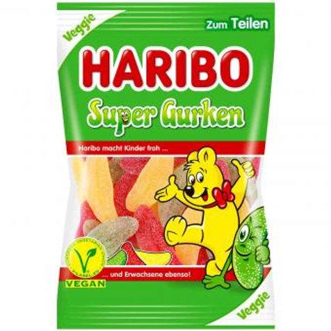 Haribo Super Gurken Veggie 200g