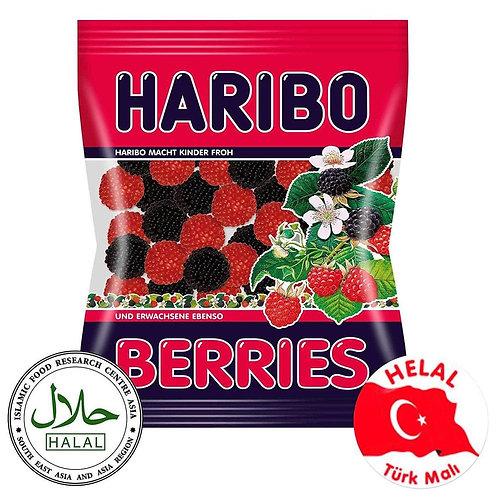 Haribo Halal Berries 80g