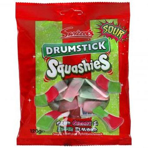 Swizzels Drumstick Squashies Sour Cherry & Apple 120g
