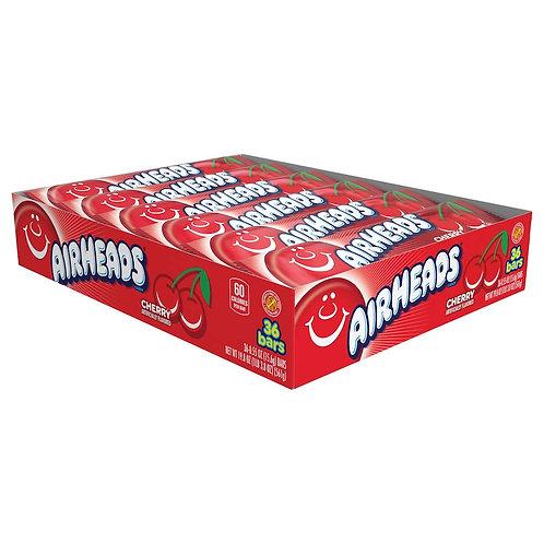 Airheads Cherry 36x15,6g