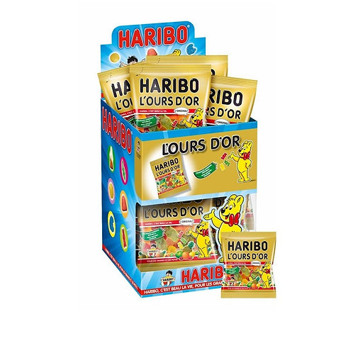 Haribo Goldbären 30x40g