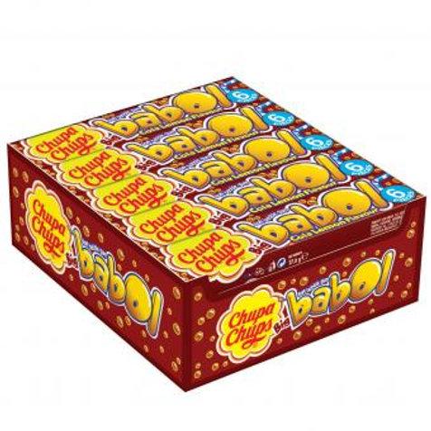 Chupa Chups Big babol Cola Lemon 20x6er