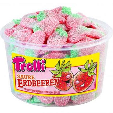 Trolli Saure Erdbeeren 150er