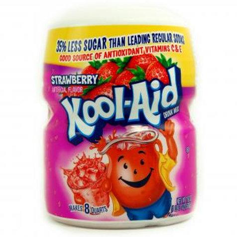 Kool-Aid Strawberry 538g