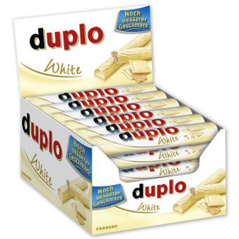 Duplo white 40pcs