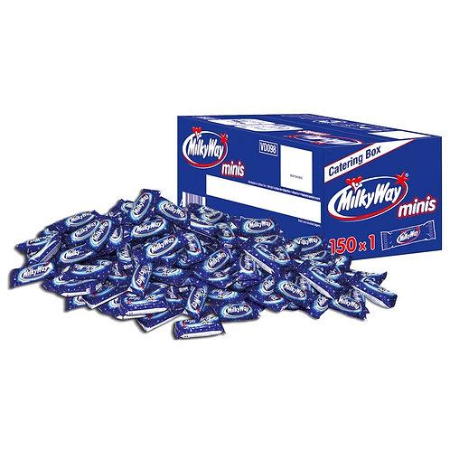 Milky Way Minis 150 Stück