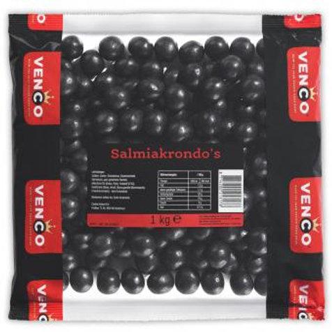 Venco Salmiakrondo's 1kg