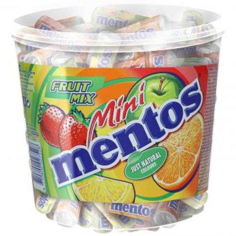 mentos Fruit Mix Mini 120x10,5g
