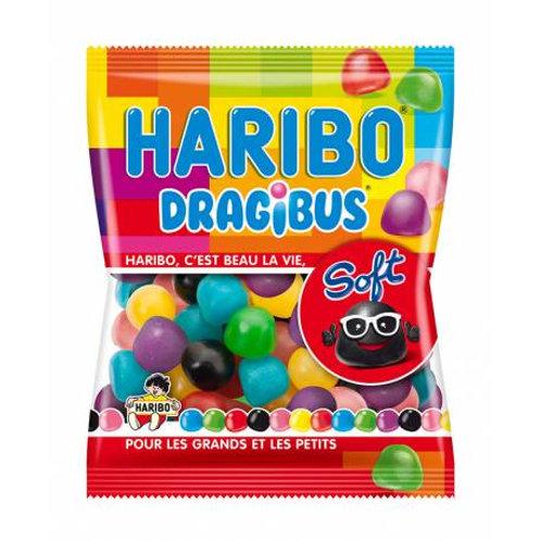 Haribo Dragibus Soft 120g