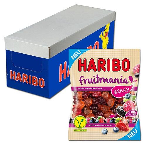 Haribo Fruitmania Berry 16x175g