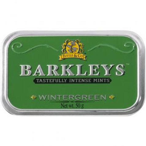 Barkleys Wintergreen 50g
