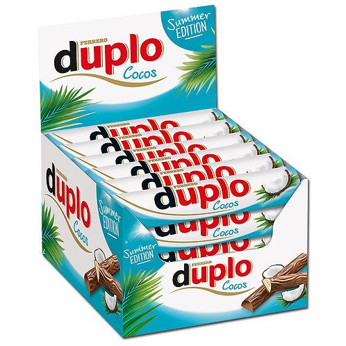 Ferrero Duplo Cocos, 40 Riegel je 18,2g