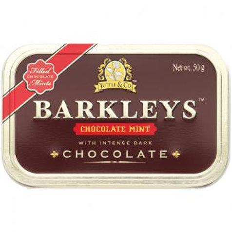 Barkleys Chocolate Mint 50g