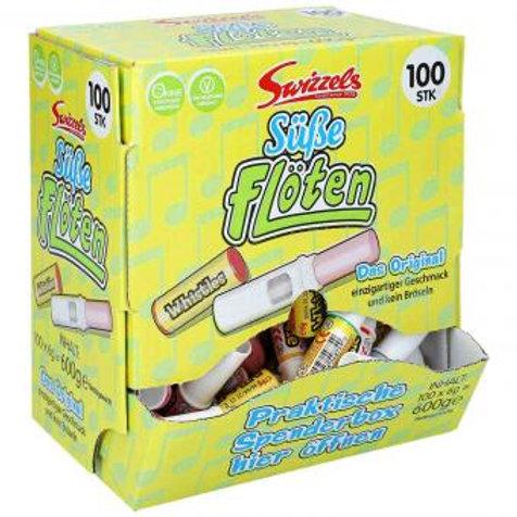 Swizzels Süße Flöten 100er