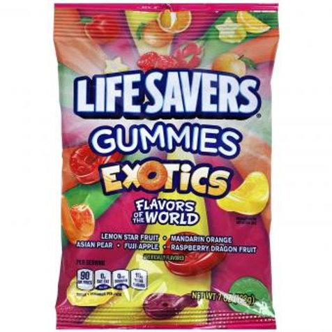 Life Savers Gummies Exotics 198g