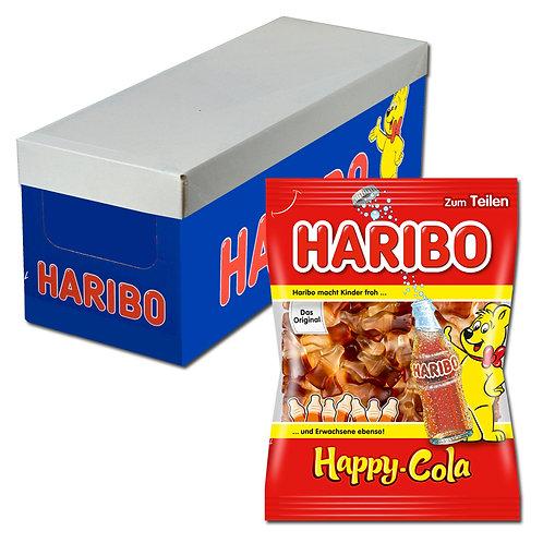 Haribo Happy Cola, Colafläschen, 20 Beutel je 200g
