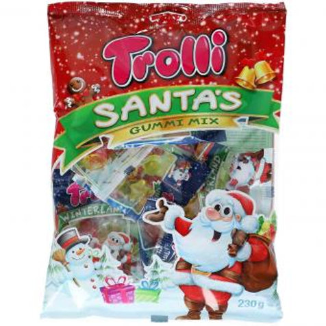 Trolli Santa's Gummi Mix 230g