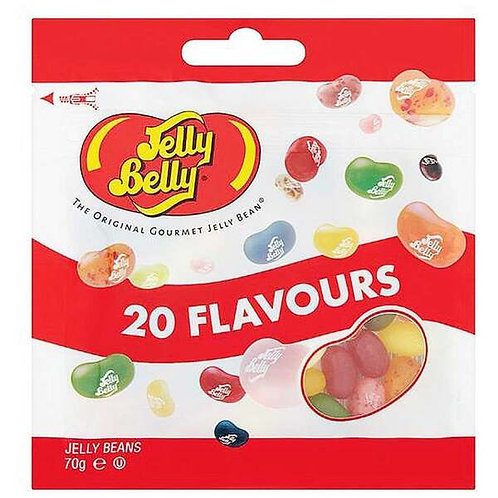 Jelly Belly Fruit 20 Flavours