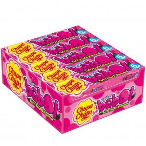 Chupa Chups Big babol Tutti Frutti 20x6er