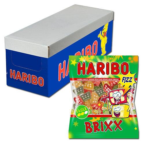 Haribo Brixx sauer, Konfekt, 13 Beutel 200g