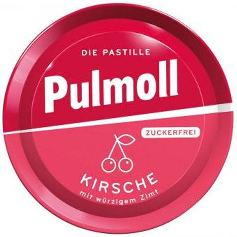 Pulmoll Kirsche zuckerfrei 50g