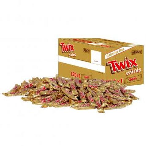 Twix Minis 150pcs
