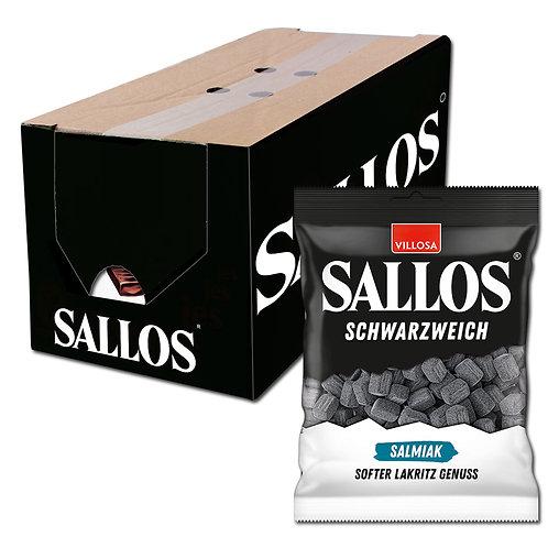 Sallos Schwarzweich Salmiak 20x200g