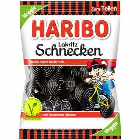 Haribo Lakritz Schnecken Veggie 200g
