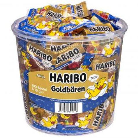 Haribo Goldbären Gute Nacht Minis 100x10g