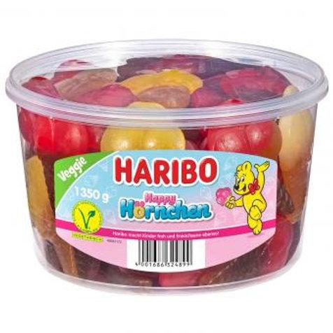 Haribo Happy Hörnchen Veggie 75pcs