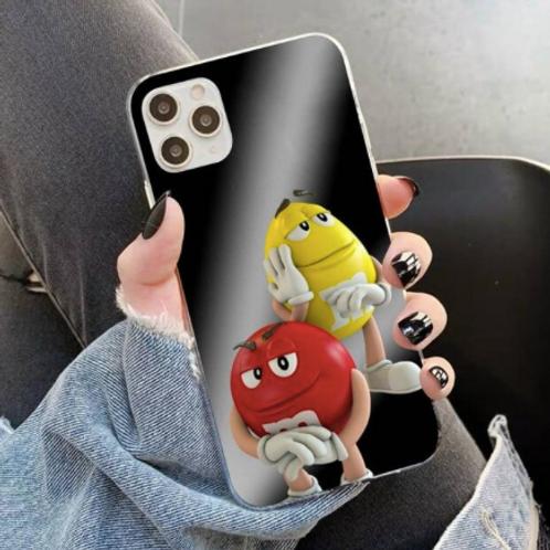 Silikonhülle iPhone m&m's