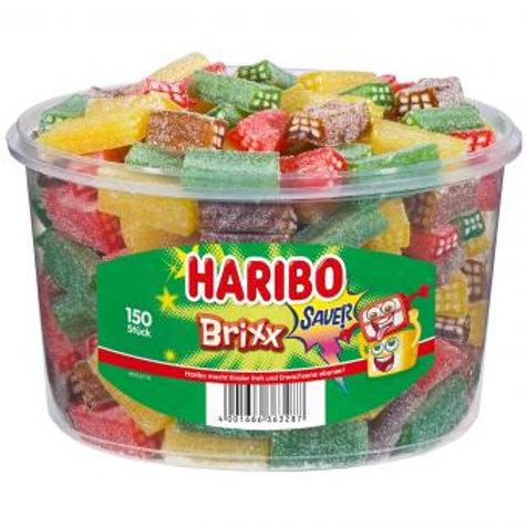 HARIBO FIZZ-BRIXX Sauer, Dose mit 150 St.