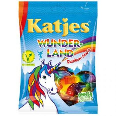 Katjes Wunderland Rainbow Edition, Beutel 200 gramm