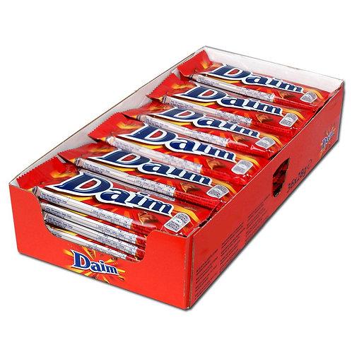 Daim Riegel, Schokolade, 36 Stück