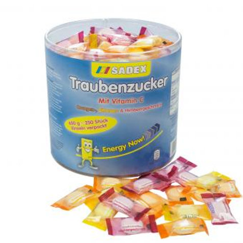 Sadex Traubenzucker 250pcs