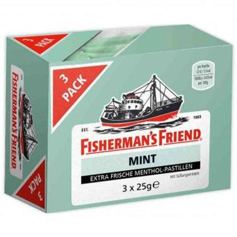 Fisherman's Friend Mint 3x25g