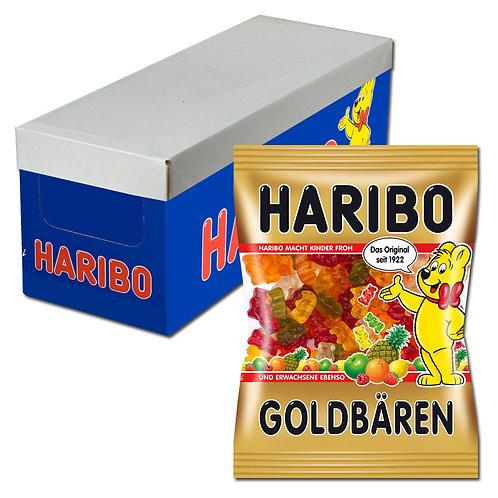 Haribo Goldbären, Fruchtgummi, 18 Beutel, 200g