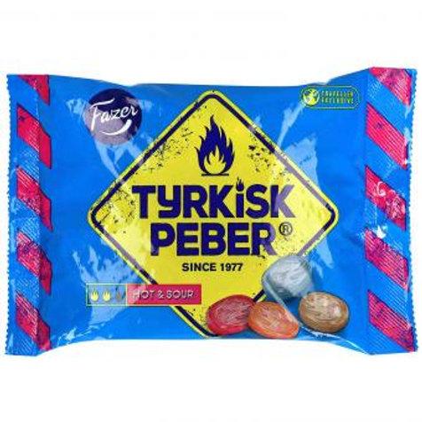 Fazer Tyrkisk Peber Hot & Sour Travel Edition 400g
