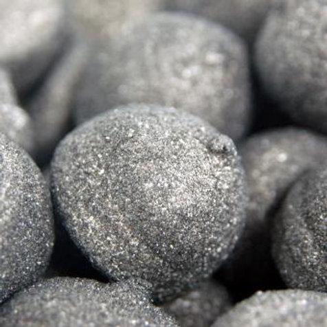 Mellow Mellow Speckbälle schwarz 1kg
