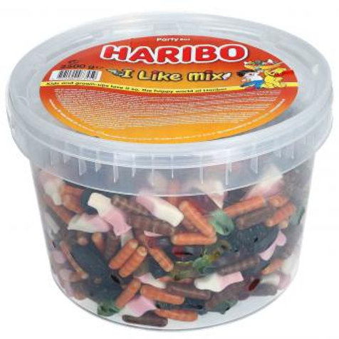 Haribo I Like Mix 2,5kg