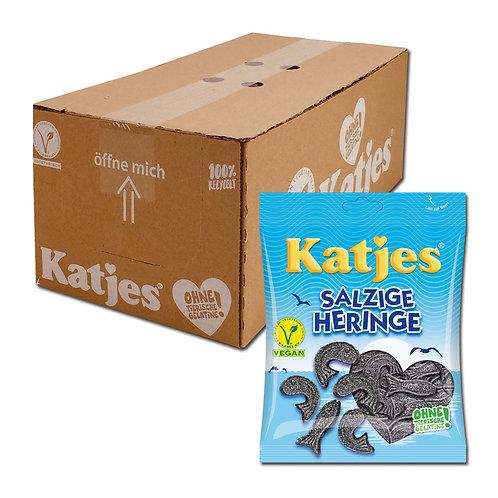 Katjes Salzige Heringe Vegetarisch, 20x200g