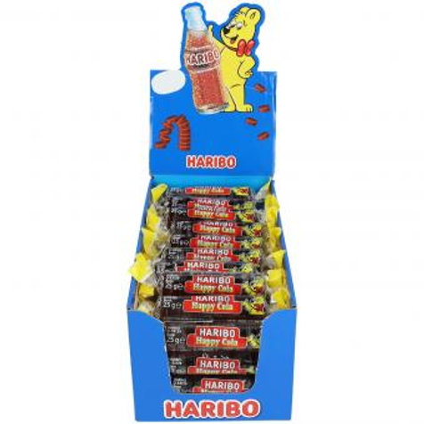 Haribo Roulette Happy-Cola 50x25g