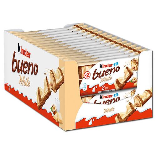 Ferrero Kinder Bueno White, Schokolade 30 Stück
