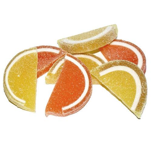 Lühders Apfelsinen- u. Zitronen-Gelee Scheiben 3 Kg