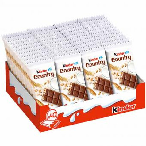 Kinder Country 40pcs