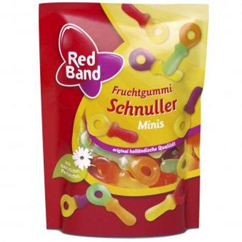 Red Band Fruchtgummi Schnuller Minis 200g