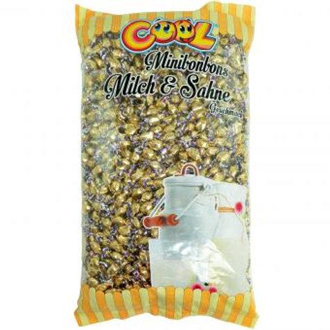 Cool Mini Bonbons Milch & Sahne 3kg