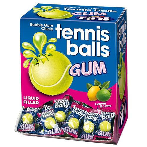 Fini Tennis Balls Bubble Gum 200pcs