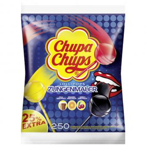 Chupa Chups Zungenmaler 250er