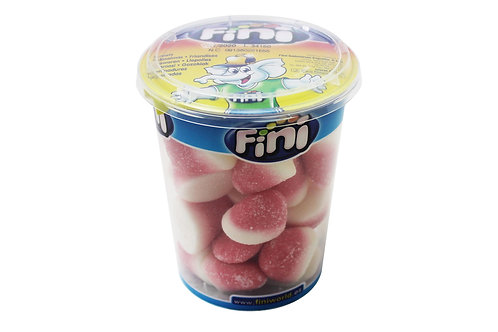 Fini Cups Kisses Erdbeere 200g